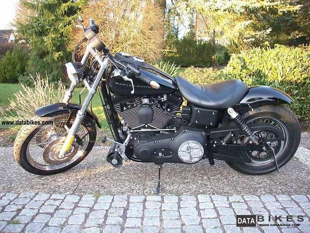 2000 Harley Davidson  Dyna Motorcycle Chopper/Cruiser photo