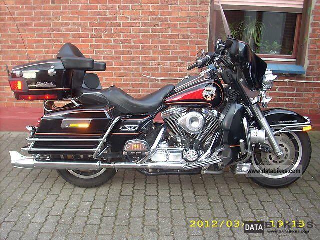 1994 Harley Davidson  DAVIDSON FLHTC-Harlay (USA) Motorcycle Tourer photo