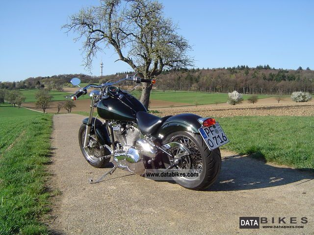 2004 Harley Davidson Custom Street Bike Hok