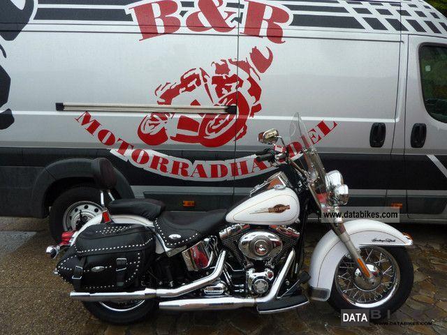Harley Davidson  FLSTC Heritage Softail TOP PRICE 2008 Chopper/Cruiser photo