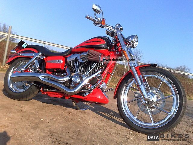 2007 Harley Davidson  FXDSE Motorcycle Chopper/Cruiser photo