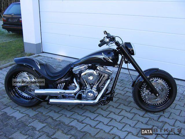 2008 Harley Davidson  HPU DIY Motorcycle Chopper/Cruiser photo