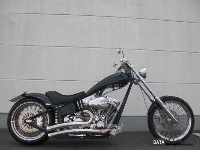2004 Harley Davidson  Custom HPU's plug Motorcycle Chopper/Cruiser photo