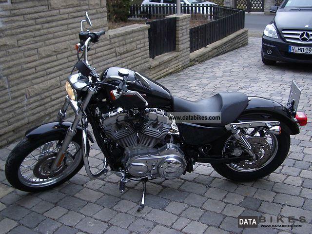 2006 Harley Davidson  Sportster Low XLH883L Motorcycle Chopper/Cruiser photo