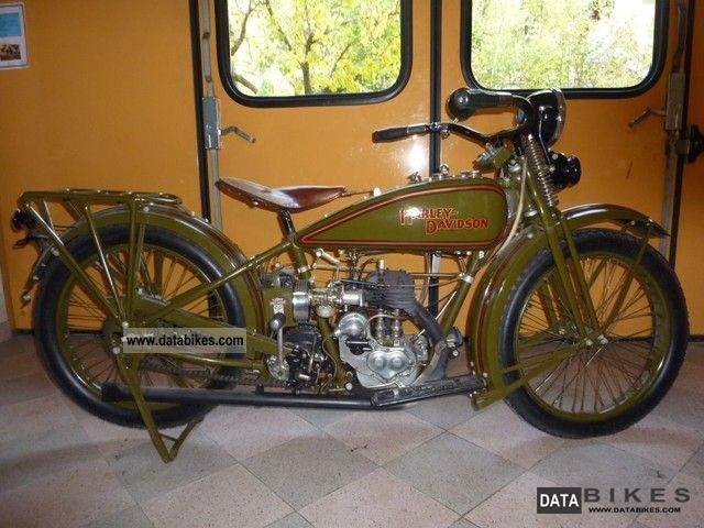 1926 Harley Davidson  1926 model single Motorcycle Other photo