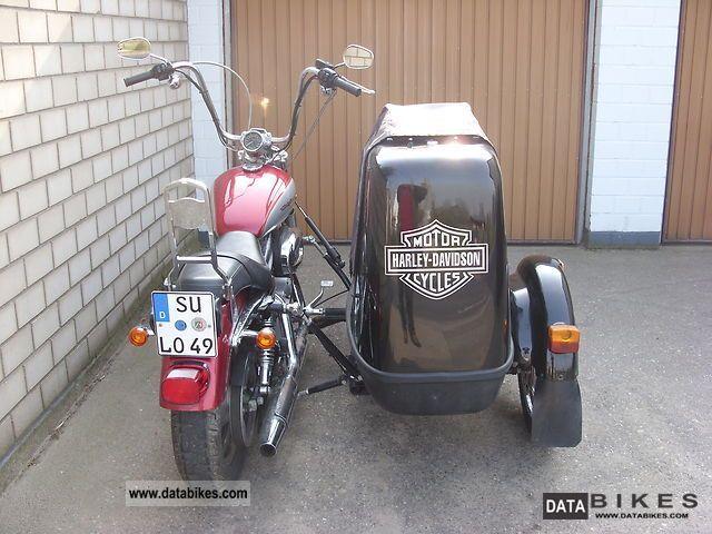 2004 Harley Davidson  Sportster Motorcycle Combination/Sidecar photo