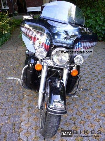 2004 Harley Davidson  FLHTCU Electra Glide Ultra Classic Motorcycle Chopper/Cruiser photo