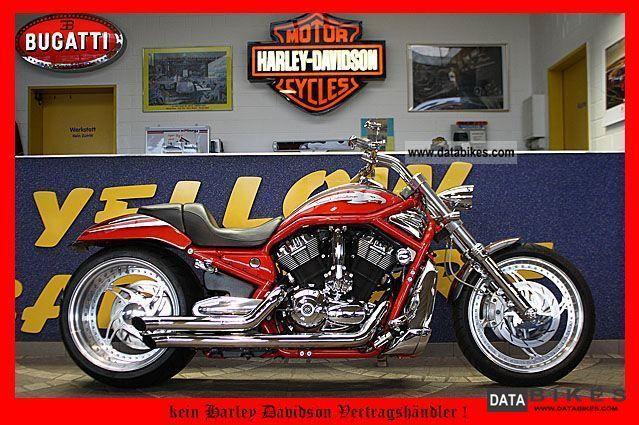2006 Harley Davidson  VRSCSE2, V Rod, CVO Screamin 'Eagle, 300 Rick's Motorcycle Chopper/Cruiser photo
