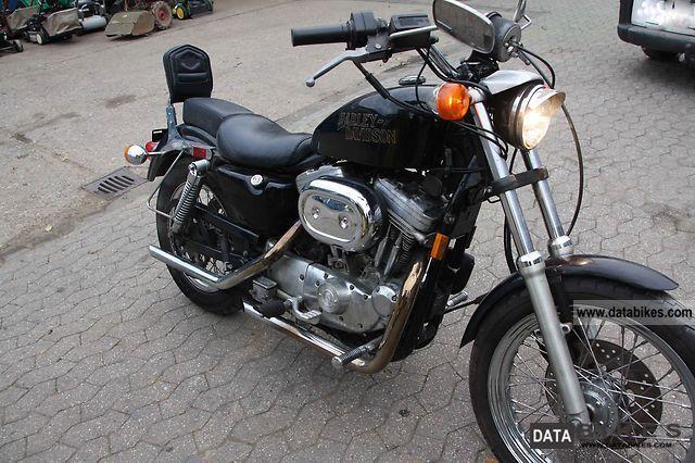 Harley Davidson  XLH Sportster 883 Standard 1991 Chopper/Cruiser photo