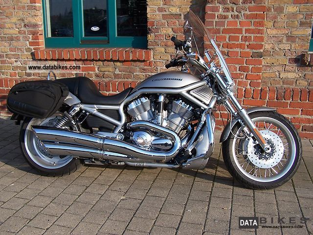 2009 Harley Davidson  V-ROD VRSCAWA Motorcycle Chopper/Cruiser photo