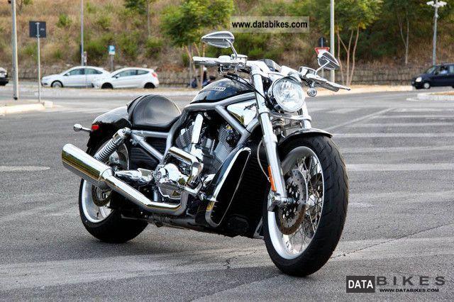 2008 Harley Davidson HARLEY DAVIDSON V ROD VRSCAW 2008th PERFETTA Chopper Bike