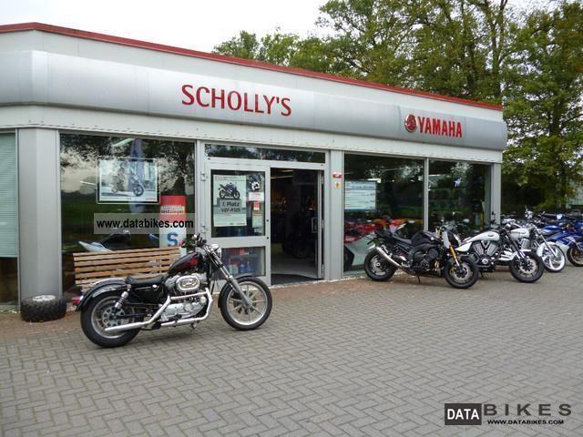 1988 Harley Davidson  Sportster XL 883, Sporty, Motorcycle Naked Bike photo