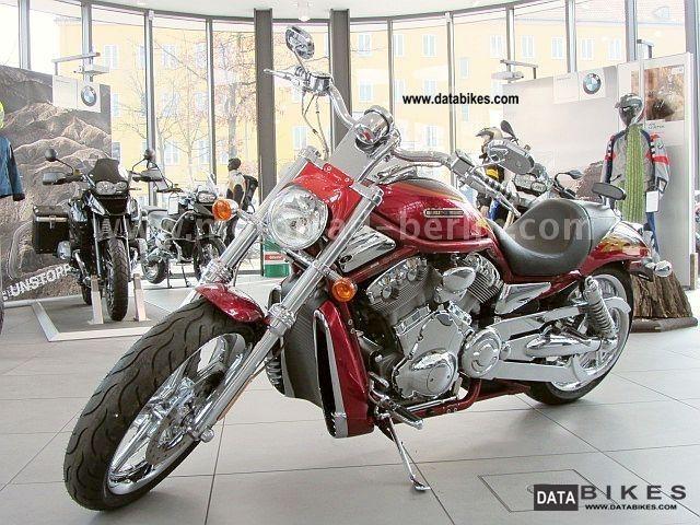 2005 Harley Davidson  VRSCSE Screamin Eagle V-Rod Motorcycle Chopper/Cruiser photo