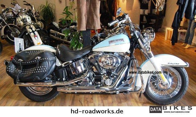 Harley Davidson  Heritage Softail FLSTCI TOP CONDITION 2009 Chopper/Cruiser photo