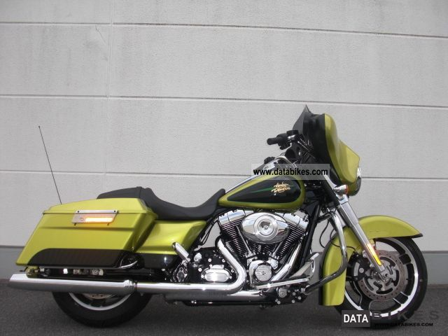 2011 Harley Davidson  FLHX Street Glide 2011 * Custom Paint * Motorcycle Chopper/Cruiser photo