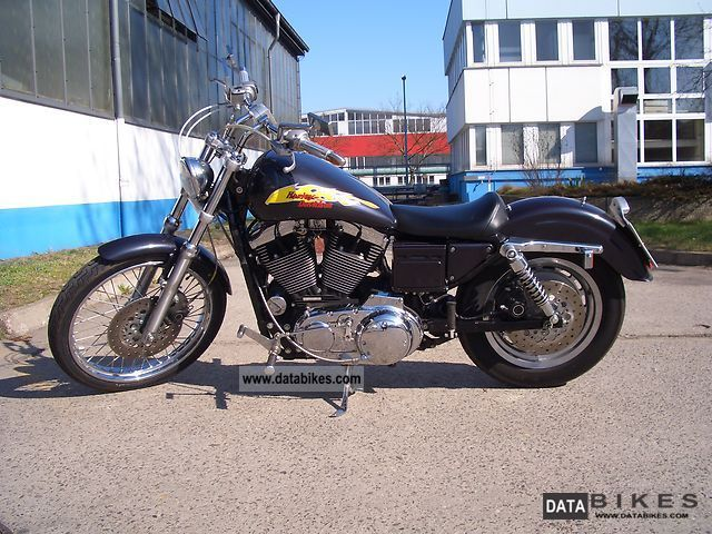 1998 Harley Davidson  XL 2 Motorcycle Chopper/Cruiser photo