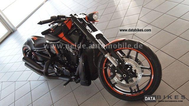 2011 Harley Davidson  Rod Special VRSC Nigth custom transformation Motorcycle Chopper/Cruiser photo