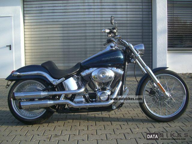 Harley Davidson  SOFT TAIL DEUCE 2002 Chopper/Cruiser photo