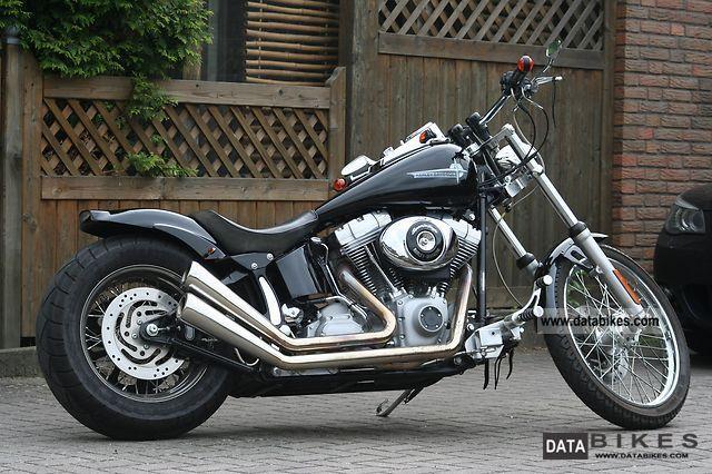 2004 Harley Davidson  Softail Conversion Motorcycle Chopper/Cruiser photo