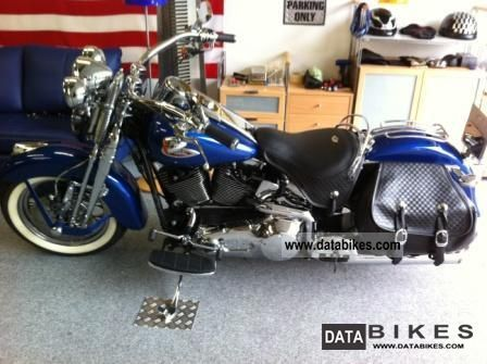 Harley Davidson  Springer Softail Haritage top condition 2003 Chopper/Cruiser photo