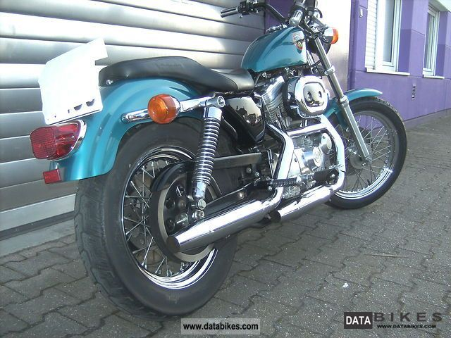 1994 Harley Davidson  Sportster Motorcycle Motorcycle photo