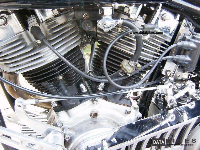 1978 Harley Davidson Fx    Shovelhead New Hu