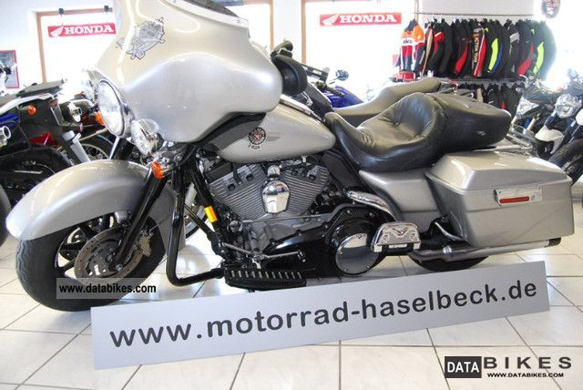 2007 Harley Davidson  Street Glide FLTR no Fat Boy / Road Glide Motorcycle Chopper/Cruiser photo