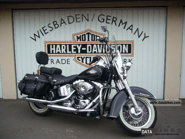 Harley Davidson  FLSTC Heritage Softail Classic 2009 Chopper/Cruiser photo