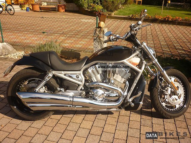 2005 Harley Davidson  VRSCA V-ROD Costumbike 260er tail conversion v. Ricks Motorcycle Chopper/Cruiser photo