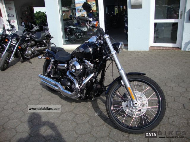 Harley Davidson  FXDWG WGlide 2011 Motorcycle photo