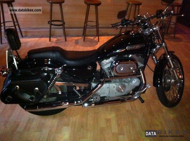 Harley Davidson  883 Sportster XL / 2 1999 Chopper/Cruiser photo