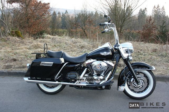2003 Harley Davidson  FLHR Road King Motorcycle Chopper/Cruiser photo