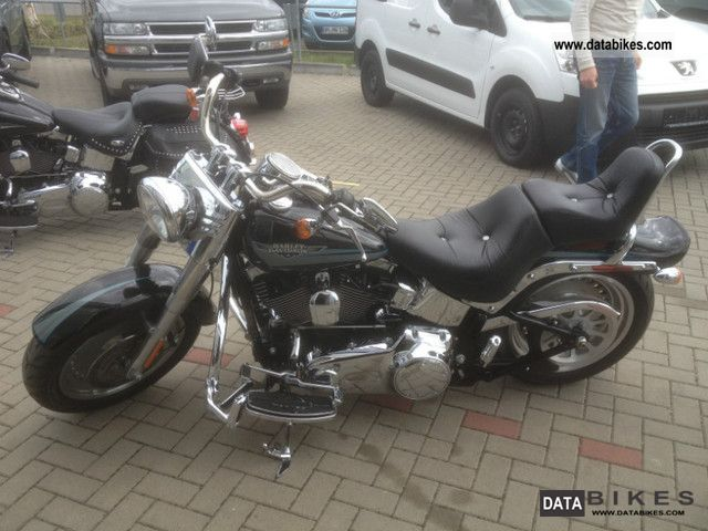 2009 Harley Davidson  Fat Boy Special Export price € 13,300.00 Motorcycle Chopper/Cruiser photo