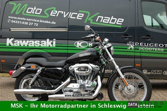 2009 Harley Davidson  Sportster XL1200 Low, low miles! Motorcycle Chopper/Cruiser photo