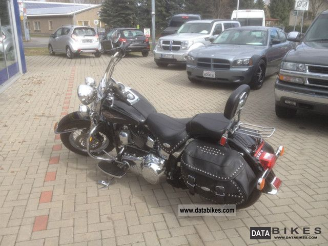 Harley Davidson  Export Heritage Classic Price: € 12,300.00 2008 Chopper/Cruiser photo