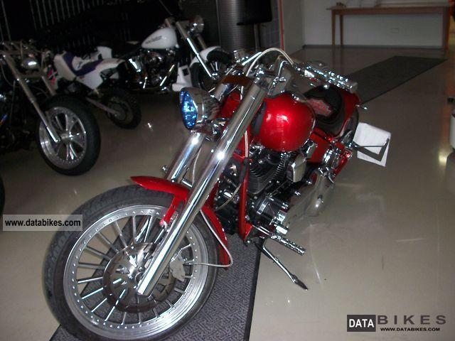 2010 Harley Davidson  Softail Motorcycle Chopper/Cruiser photo