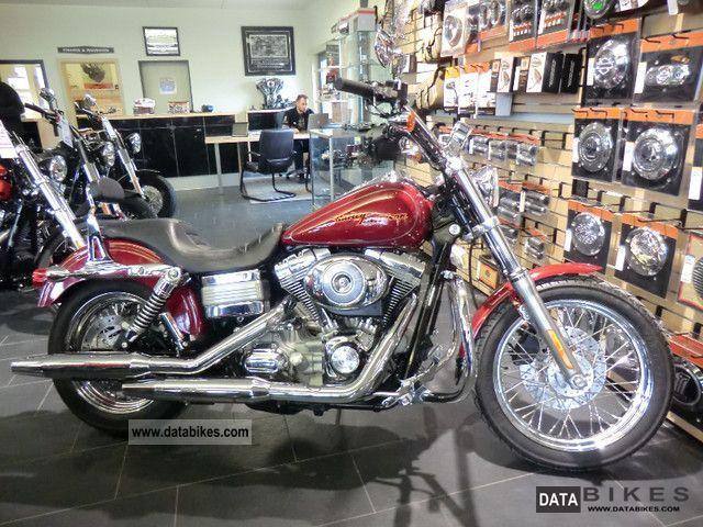 2006 Harley Davidson  DYNA SUPER GLIDE CUSTOM FXDCI Motorcycle Chopper/Cruiser photo