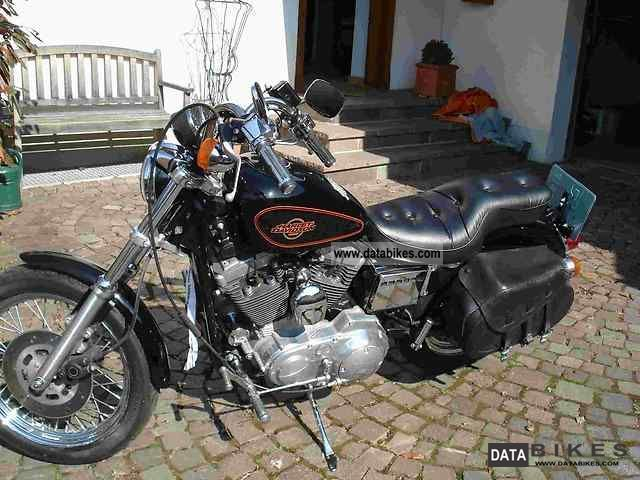 1995 Harley Davidson  1200 Sportser Customer Motorcycle Chopper/Cruiser photo