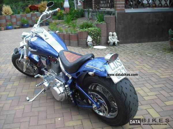 1999 Harley Davidson  S & S Motorcycle Chopper/Cruiser photo