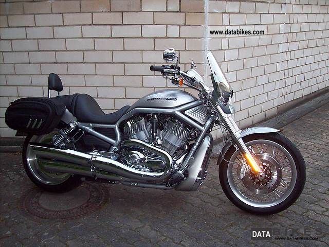 2007 Harley Davidson  VRSCAWA Motorcycle Chopper/Cruiser photo
