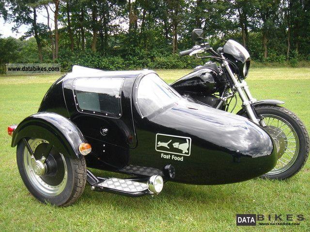 2002 Harley Davidson  FXDX Motorcycle Combination/Sidecar photo