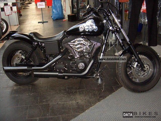 2001 Harley Davidson  FXDX Dyna Super Glide Motorcycle Chopper/Cruiser photo