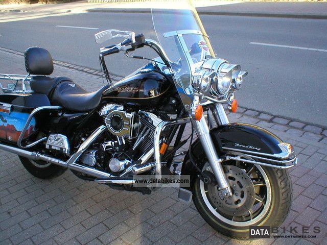 1998 Harley Davidson  FLT Road King Motorcycle Chopper/Cruiser photo