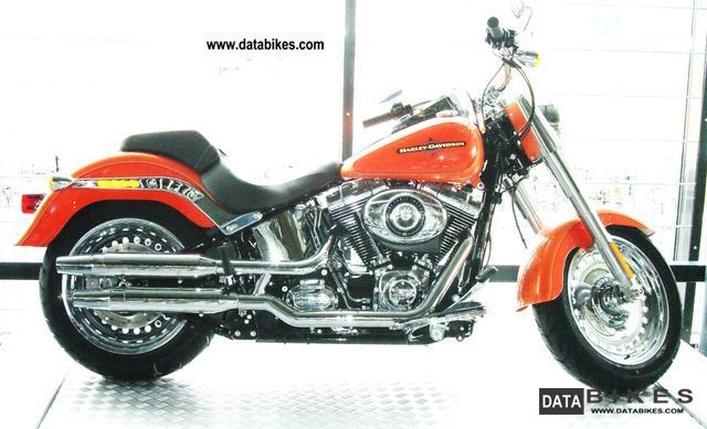 2012 Harley Davidson  -Later Fat Boy Motorcycle Chopper/Cruiser photo