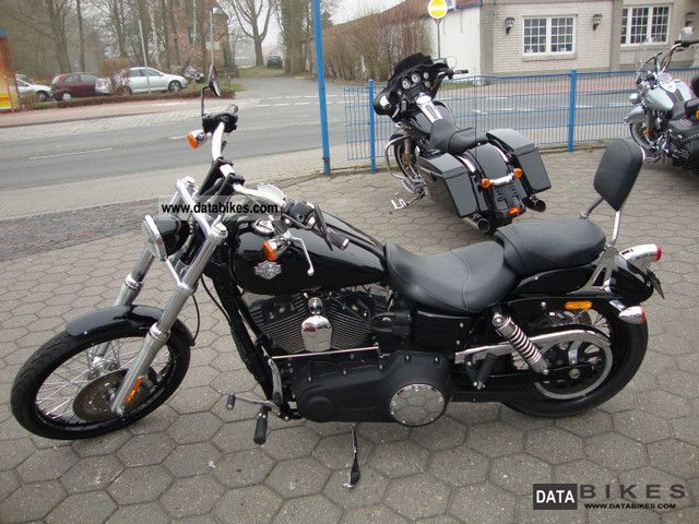 2010 Harley Davidson  FXDWG Dyna Wide Glide Motorcycle Motorcycle photo