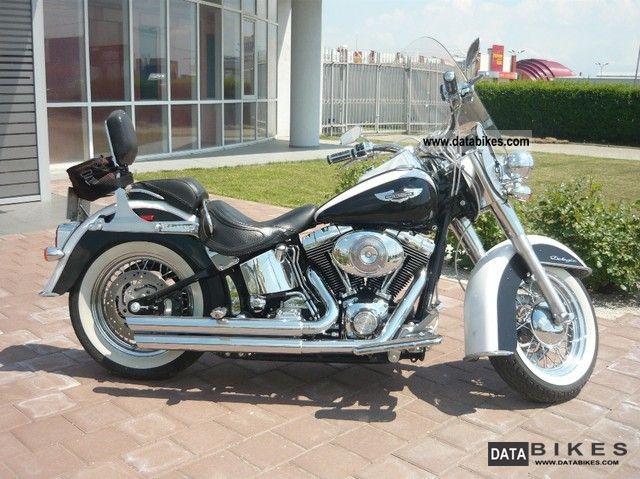 Harley Davidson  Heritage Softtail Deluxe 2006 Chopper/Cruiser photo