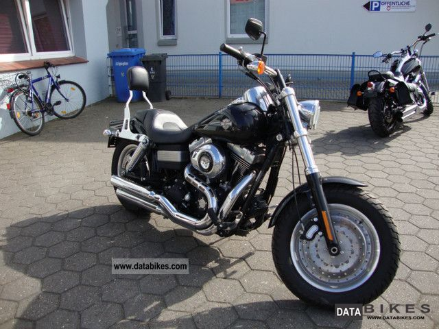 2009 Harley Davidson  -Later Fat Bob Motorcycle Motorcycle photo