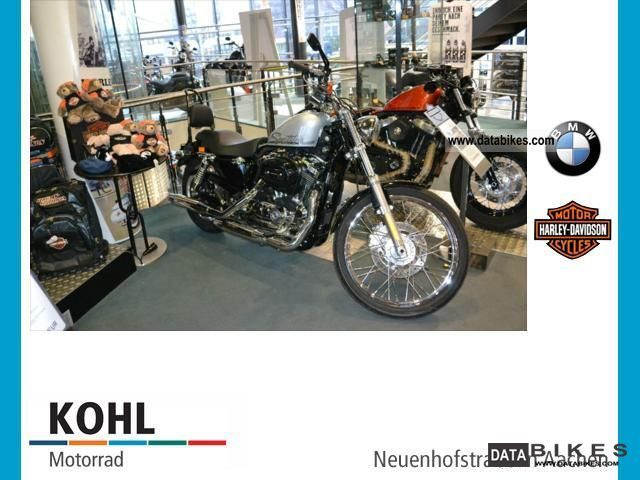 2009 Harley Davidson  XL 1200 C Motorcycle Other photo