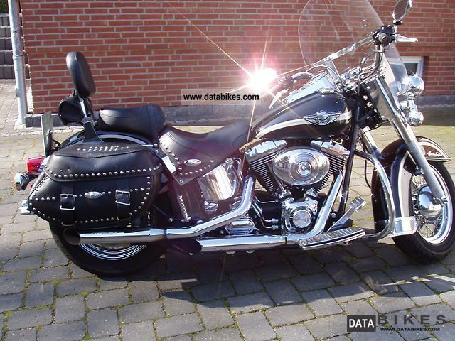 Harley Davidson  Heritage Softail Special Edition 2003 Chopper/Cruiser photo