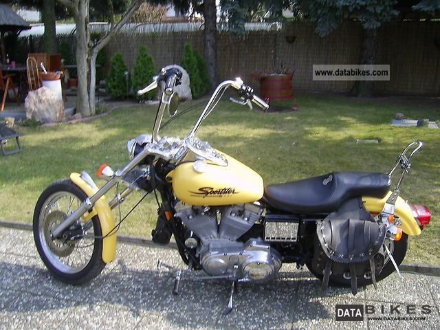 Harley Davidson  chopper 1998 Chopper/Cruiser photo